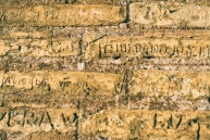 Ancient graffiti?