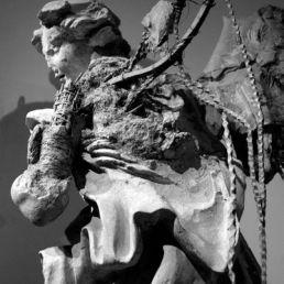 Bernini's Angel, 1673.