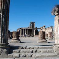 Basilica of the Forum of Pompeii.