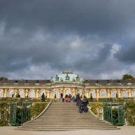 Sanssouci, Potsdam.