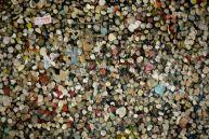 Bubble bubble gum. Berlin Wall.