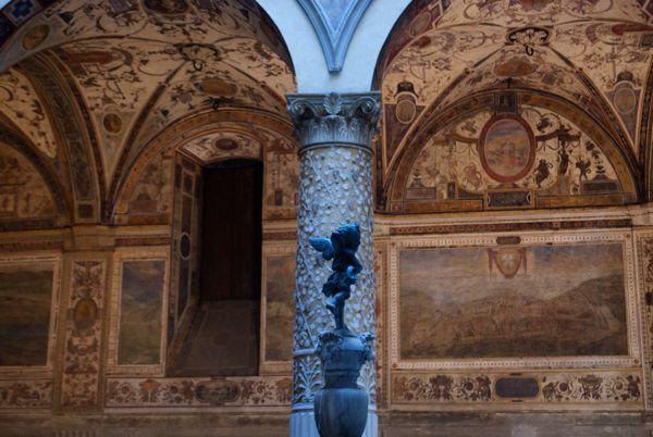 Palazzo Vecchio, Florence.