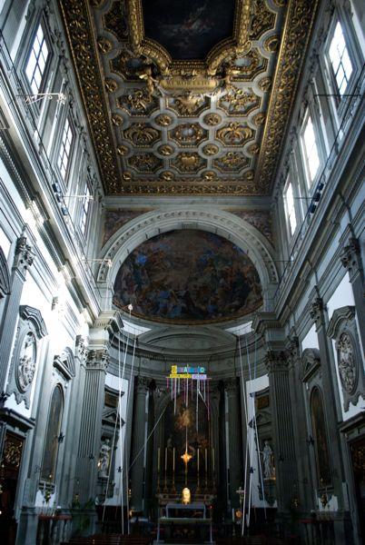 Chiesa di San Filippo Neri, Florence.