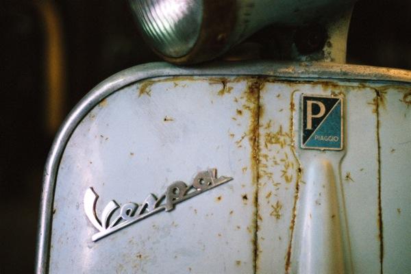 Original Vespa.