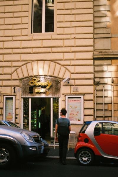 Sweety Rome, Via Milano, Rome.