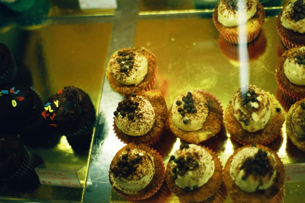The best of both worlds - Tiramisu Cupcakes.