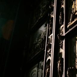 Baptistry Doors.