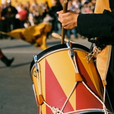 Renaissance Drum Line.