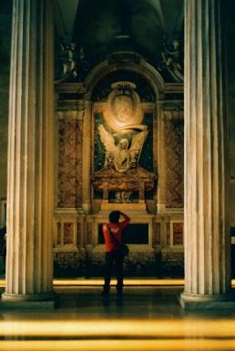 San Pietro in Vincoli.