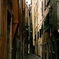 Narrow street.