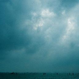 A storm's a brewin.