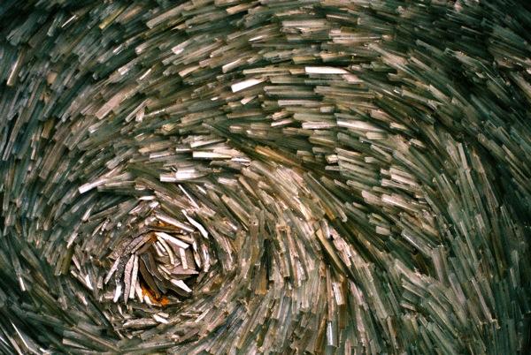 Whirlwind of glass: Murano, Italy.