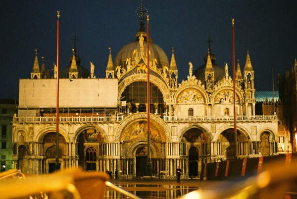 San Marco, Venezia, 6am.