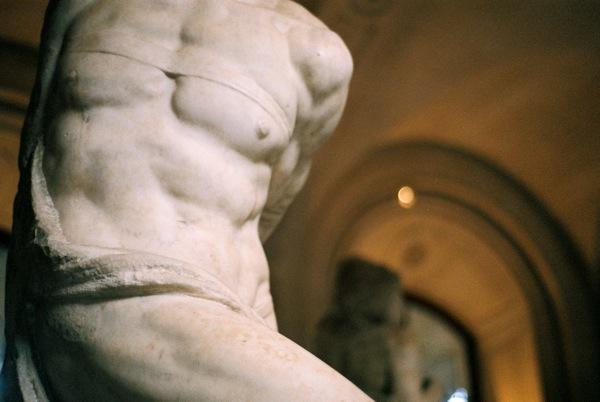 Michelangelo's Dying Torso.