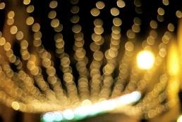 Light show.