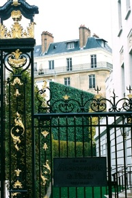 A&F, Paris, France.