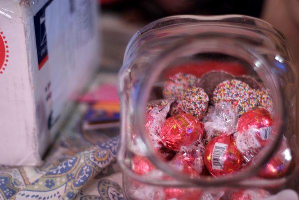 Candy Jar.