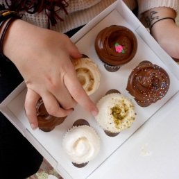 """Ray's picks. """"Hummingbird,"""" pistachio, and other combinations of vanilla and chocolate."""
