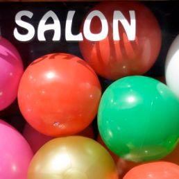 Tanning Salon, East Tioga Street.