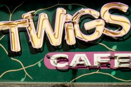 Twigs Cafe, Tunkhannock.