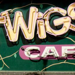 Twigs Cafe, Tunkhannock.