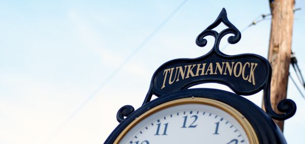 Tunkhannock, PA.