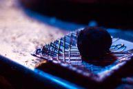 Spicy Dark Chocolate truffle.