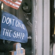 Don't Give Up the Ship, Olde City.