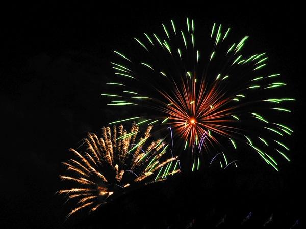Fireworks Finale.