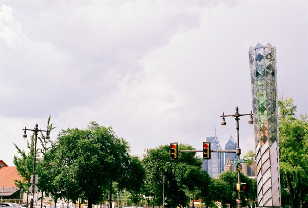 Washington & Broad.