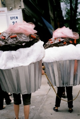 Human Cupcakes!