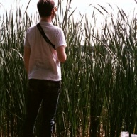 Kyle, as tall as reeds.