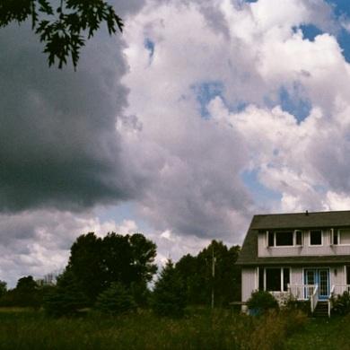Summer home.