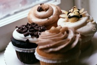 Whole Foods cupcakes.