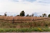 Inland farmland.
