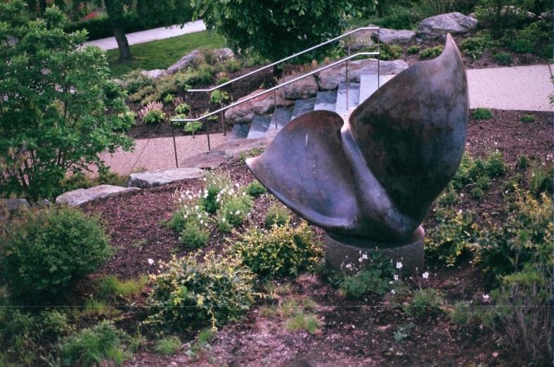 Gordon Gund, Flukes. Philadelphia Museum of Art, 2007.