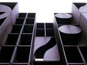 Louise Nevelson, Atmosphere & Environment XII, 1970.