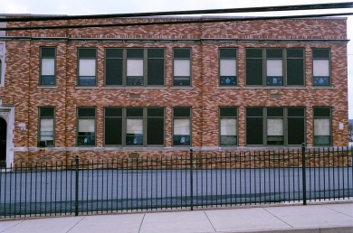This is where I went to elementary school, oh so long ago.
