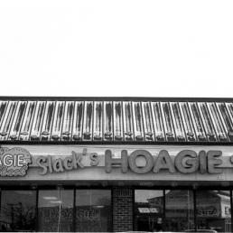 Slack's Hoagie Shack, Aramingo Avenue.