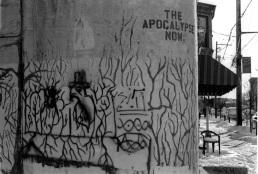 The Apocalypse Now, Frankford Avenue, Fishtown.