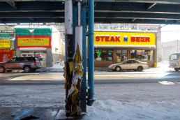 Steak N Beer, Kensington Avenue.