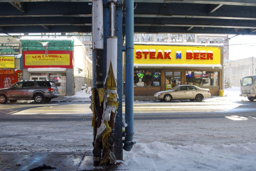 Steak N Beer, Kensington Avenue.