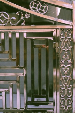 Green Street Gates.