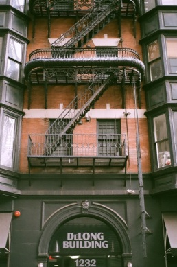DeLong Building 1899.