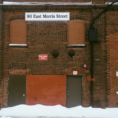80 East Morris Street, South Philadelphia.