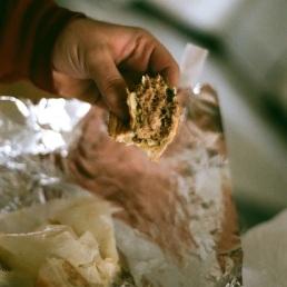 Paesano's Arista: Roasted Suckling Pig, Italian Long Hots, Broccoli Rabe & Sharp Provolone.