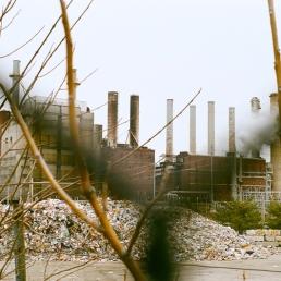 Industrial Landscape.