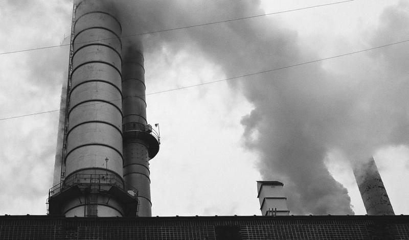 Steam production, Veolia Energy.