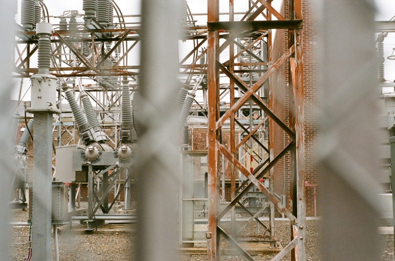 You've seen one substation, you're seen 'em all!