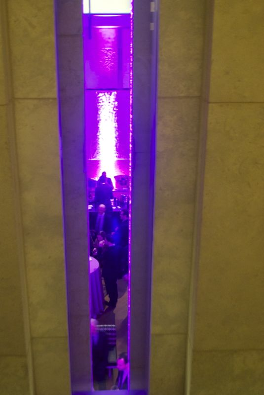 Just a slice of life at the Barnes Foundation at Global Glam.